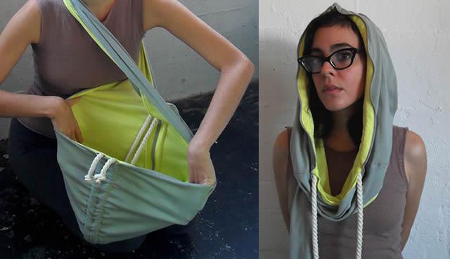Hoodie-bags