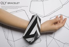 Disposable bracelet - thumbnail_1