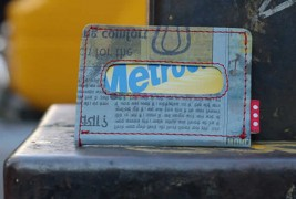 Il portafoglio riciclato di Holstee - thumbnail_1