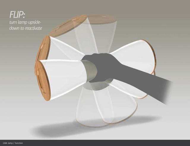 GIRA Lamp