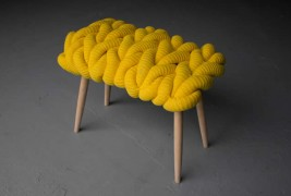 Knitted stools - thumbnail_2