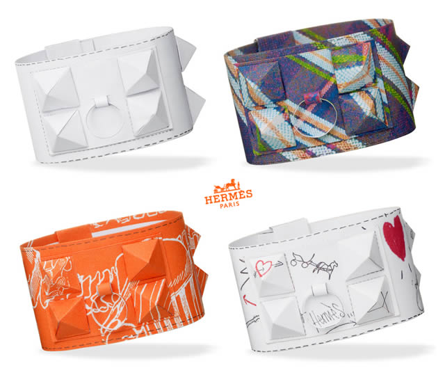 Papercraft Hermes bracelet