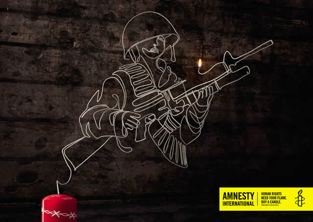Air per Amnesty International