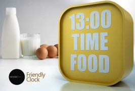 Friendly Clock the personal trainer - thumbnail_2