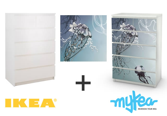 pimp your ikea en themag