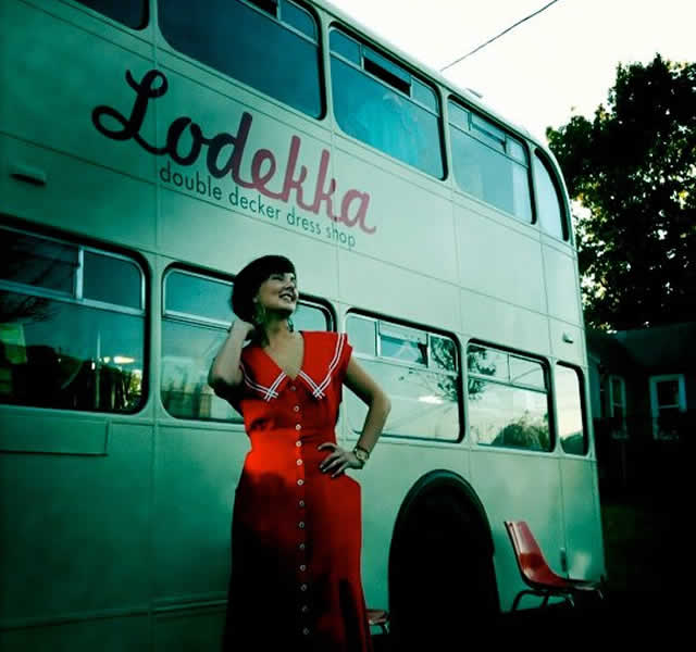 Lodekka: the vintage bus-shop