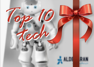 Top 10 tech gifts