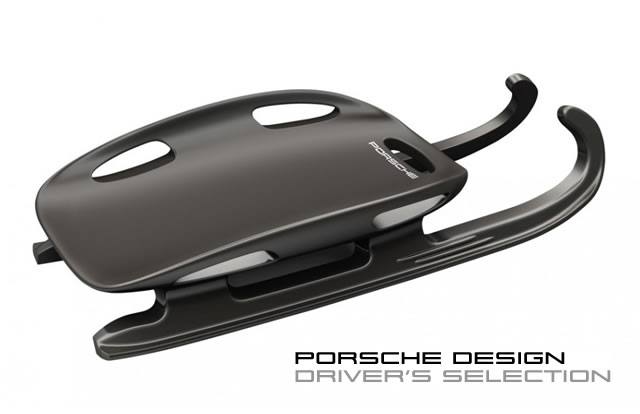 Bobsleigh by Porsche Design Studio