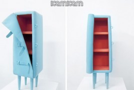 Dressed up furniture - thumbnail_2