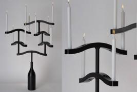 Funambule candlestick - thumbnail_4