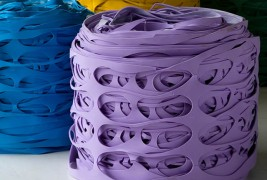 Latex Roll Pouf - thumbnail_1