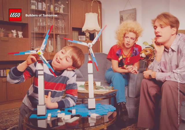 Lego – Builders of tomorrow