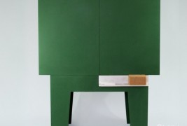 Blackboard storage cabinet - thumbnail_1