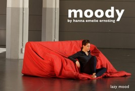 Moody by Hanna Emelie Ernsting
