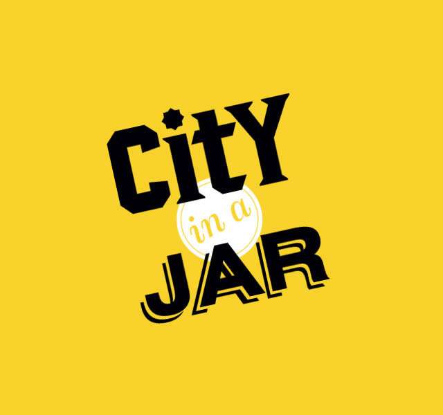 City in a Jar