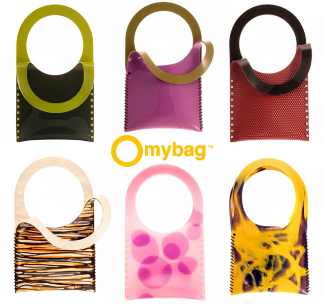 Omybag the resin project