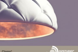Clamp suspension lamp - thumbnail_2
