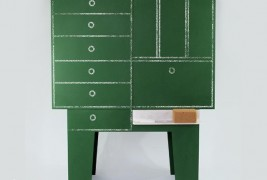 Blackboard storage cabinet - thumbnail_4
