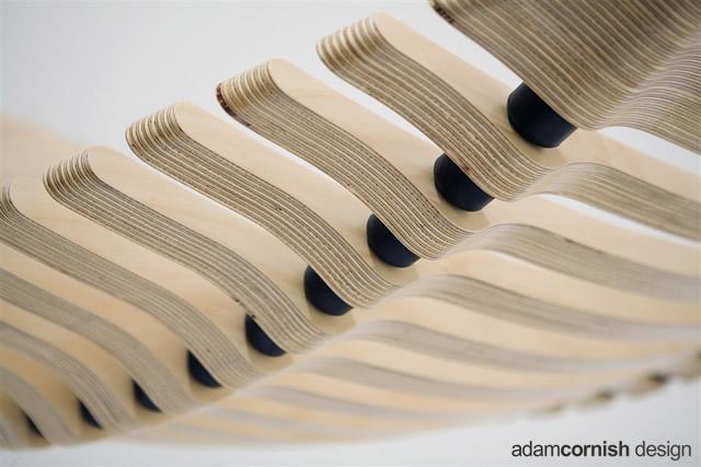 Amaca in legno