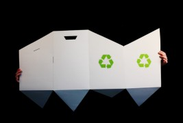 Eco Friendly Wastebasket - thumbnail_1