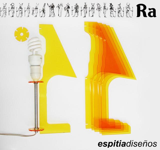 Ra Lamp