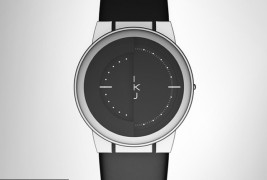 IKKU analogical watch