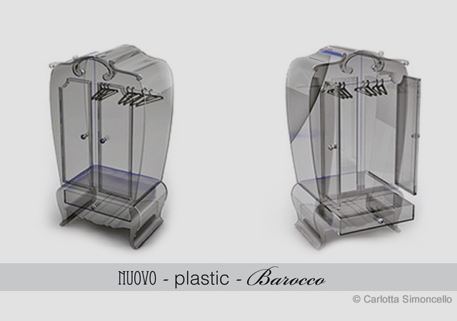 New Plastic Barocco