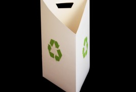 Eco Friendly Wastebasket - thumbnail_3