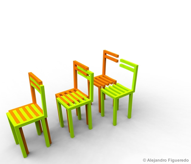 Duplique chair