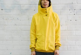 Tauko Flee Hoodie