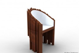 Typographic chair - thumbnail_1