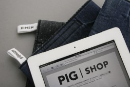 Denim iPad sleeve - thumbnail_2