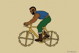 I want to ride my bicycle - thumbnail_3