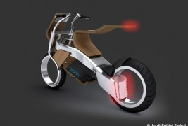 Biona urban minimal motorcycles - thumbnail_3