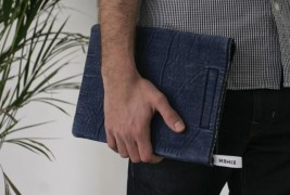 Denim iPad sleeve - thumbnail_5