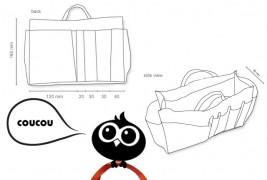 Coucou bag organizer - thumbnail_5
