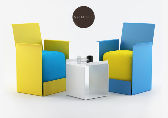 One Line furniture
