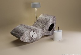 Snake Eyes lounge chair - thumbnail_2