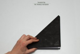 Triangle Notebook - thumbnail_2