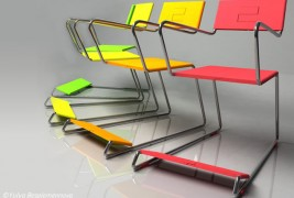 Flecti folding chair - thumbnail_3