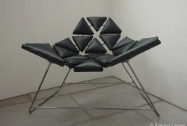 The Amelia lounge chair - thumbnail_3