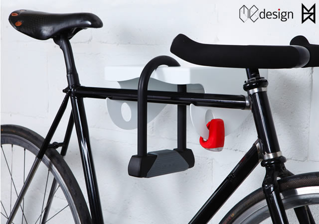 Mama bike rack