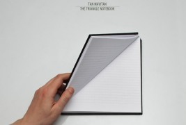 Triangle Notebook - thumbnail_4