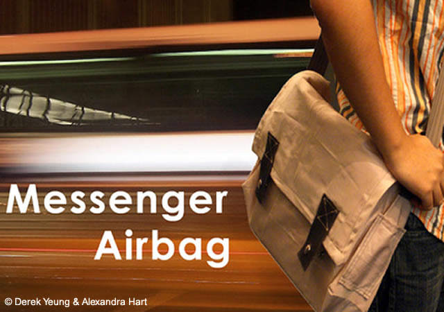Messenger Airbag