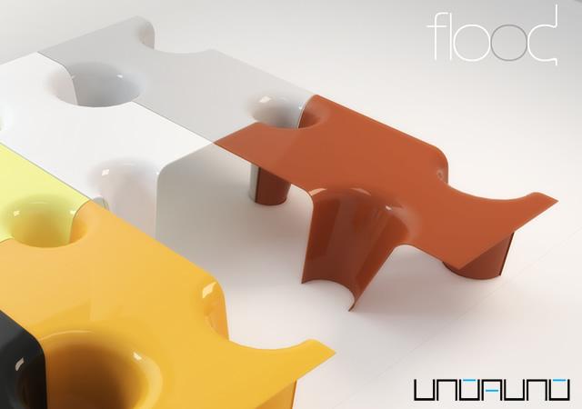 Flood table