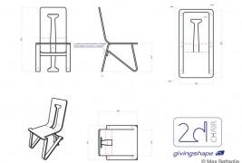 2D chair - thumbnail_2