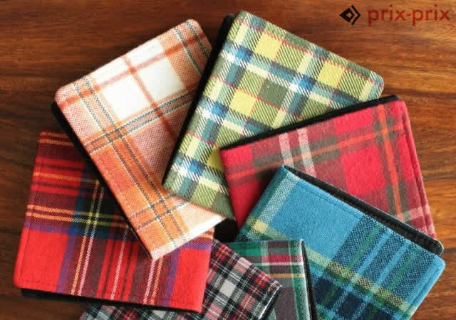 Prix-prix necktie wallets