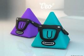 Teo Vinyl Toy - thumbnail_1
