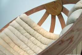 Cradle rocking chair - thumbnail_1