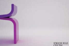 Tak stowable stool - thumbnail_1
